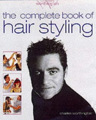 The complete book of hairstyling