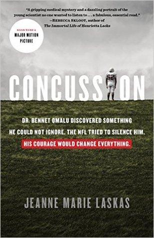 Concussion by Jeanne Marie Laskas