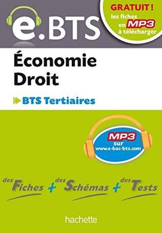 E.BTS, Economie Droit (e.Bac - e.BTS)