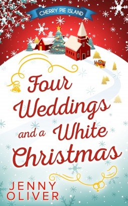 White Christmas Pie.Four Weddings And A White Christmas By Jenny Oliver