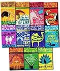 The No 1 Ladies' Detective Agency 10 Books Set