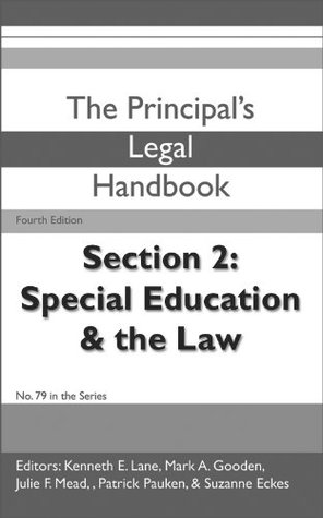 The Principal's Legal Handbook: Section 2 - Special Education & the Law