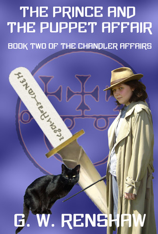 The Prince and the Puppet Affair (The Chandler Affairs, #2)