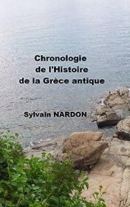 Chronologie de l'Histoire de la Grèce antique