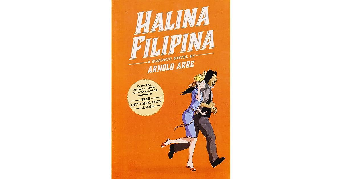 Halina Filipina by Arnold Arre