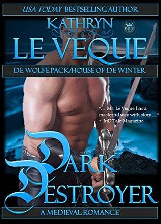 Dark Destroyer (De Wolfe Pack, #10)