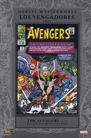 Marvel Masterworks: The Avengers, Vol  2 by Stan Lee