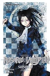 Rosario + Vampire, Tome 8, Saison 2