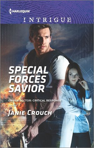 Special Forces Savior (Omega Sector: Critical Response #1)