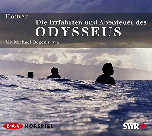 Die Irrfahrten Und Abenteuer Des Odysseus Hörspiel