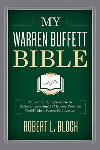 My-Warren-Buffett-Bible -A-Shor-Robert-L-Bloch