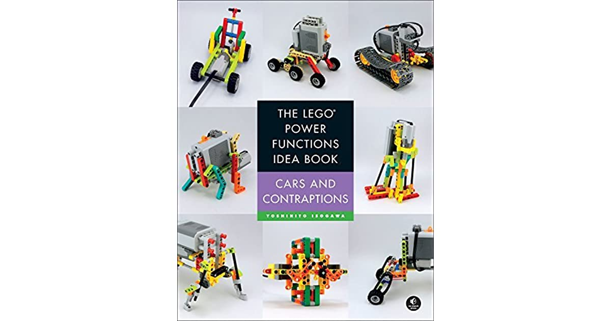 The Lego Technic Idea Book Fantastic Contraptions Pdf