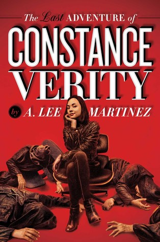 The Last Adventure of Constance Verity (Constance Verity #1)