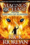 Book cover for The Sword of Summer (Magnus Chase and the Gods of Asgard, #1)