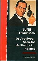 Os Arquivos Secretos de Sherlock Holmes