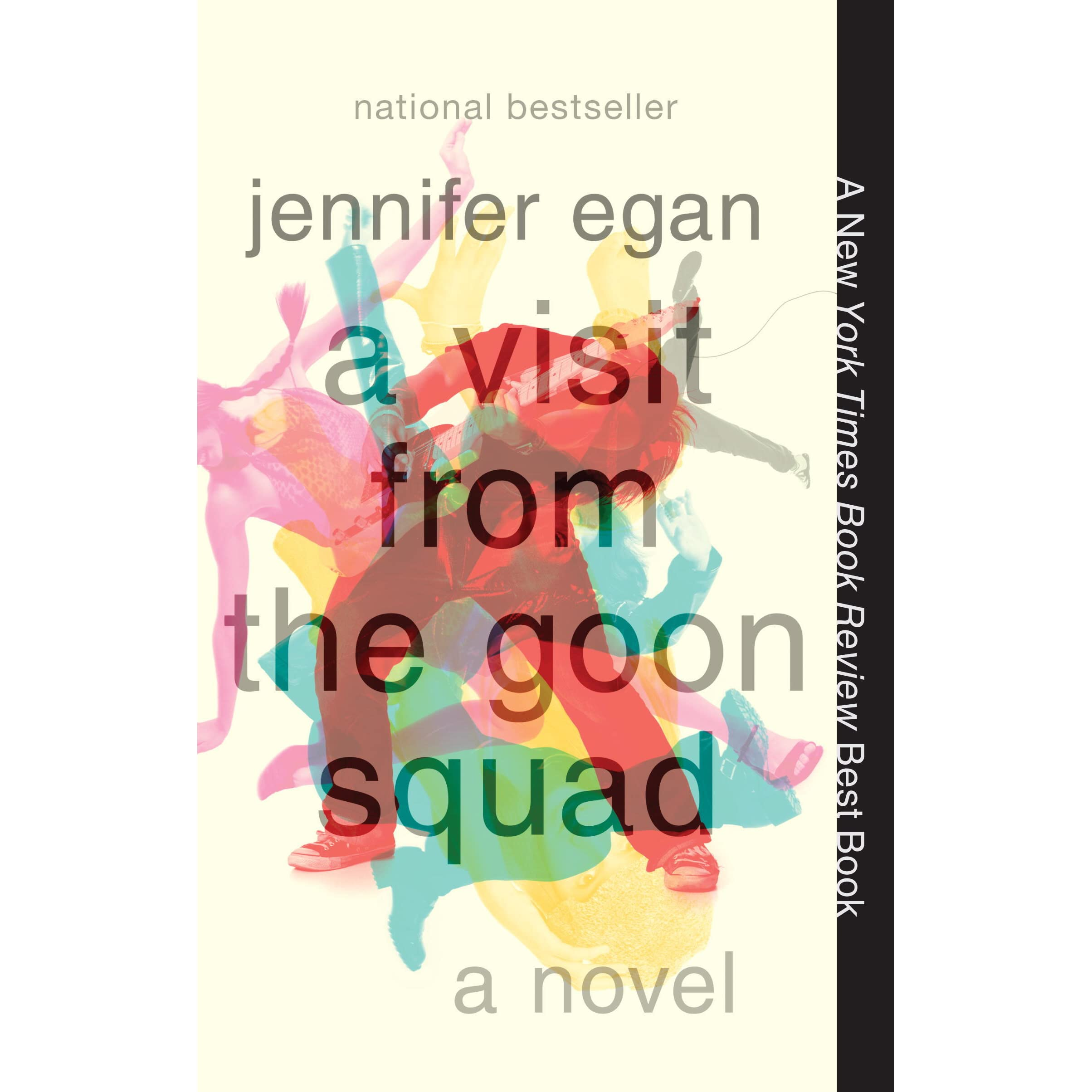 finding a meaning in a fight against time in a visit from the goon squad by jennifer egan