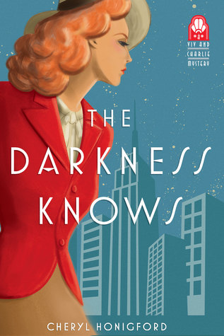 The Darkness Knows (Viv and Charlie Mystery #1)
