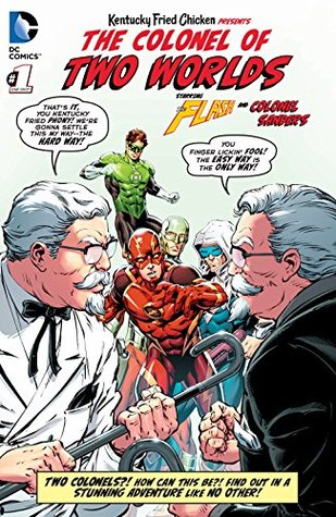 KFC: The Colonel of Two Worlds #1