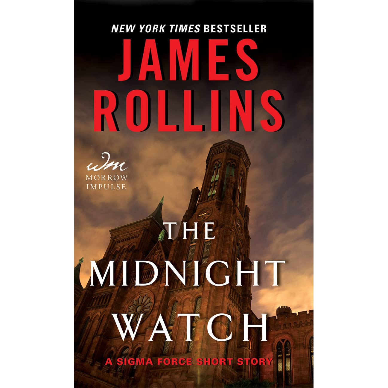 The Midnight Watch (sigma Force #105) By James Rollins €� Reviews,  Discussion, Bookclubs, Lists