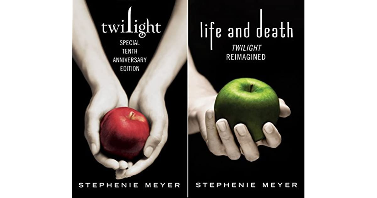 Twilight Life And Death Book