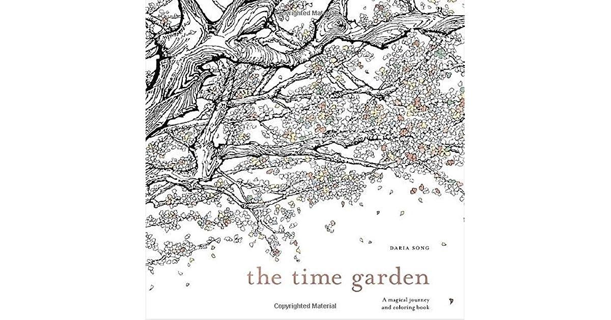 The Time Garden By Daria Song