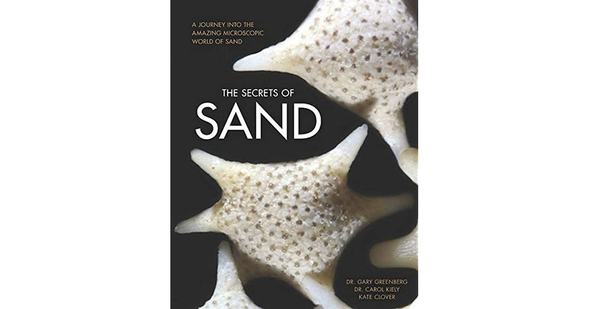 The Secrets Of Sand A Journey Into The Amazing