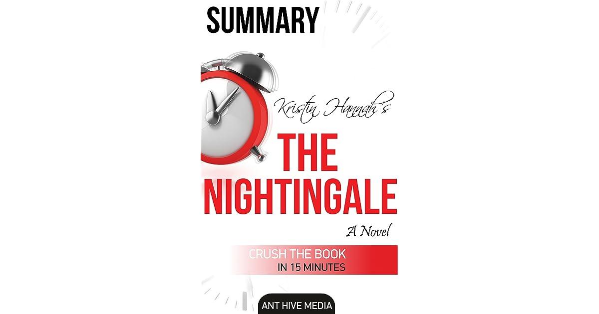 Kristin Hannahs The Nightingale Summary By Ant Hive Media