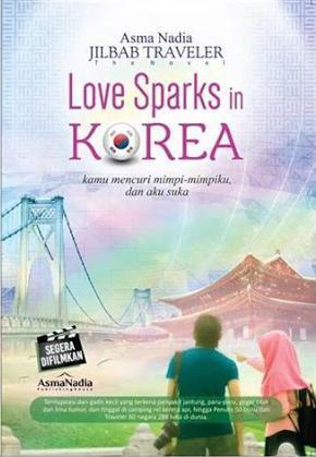 Love Sparks In Korea (Jilbab Traveler)