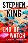 Book cover for End of Watch (Bill Hodges Trilogy, #3)
