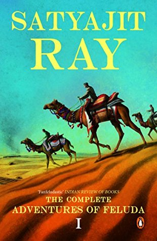 The Complete Adventures of Feluda, Vol. 1 by Satyajit Ray