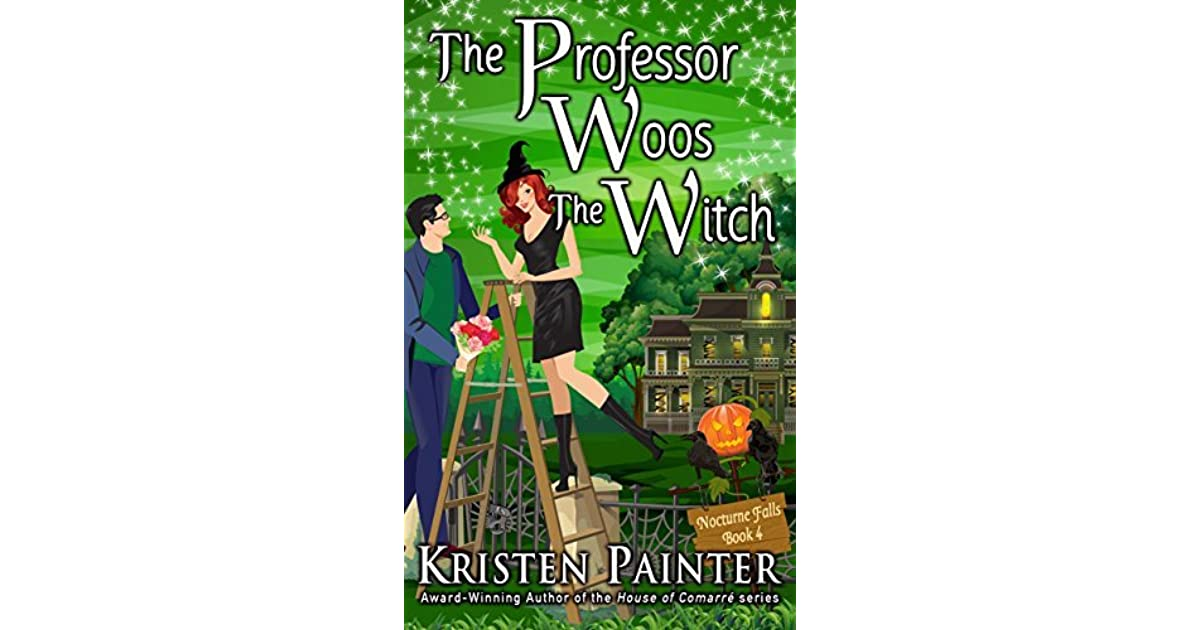 The Witch of Eden Falls