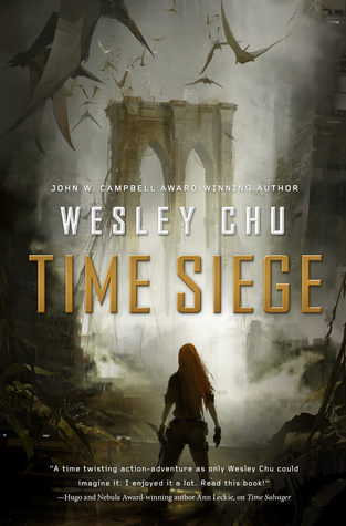 Time Siege (Time Salvager, #2)