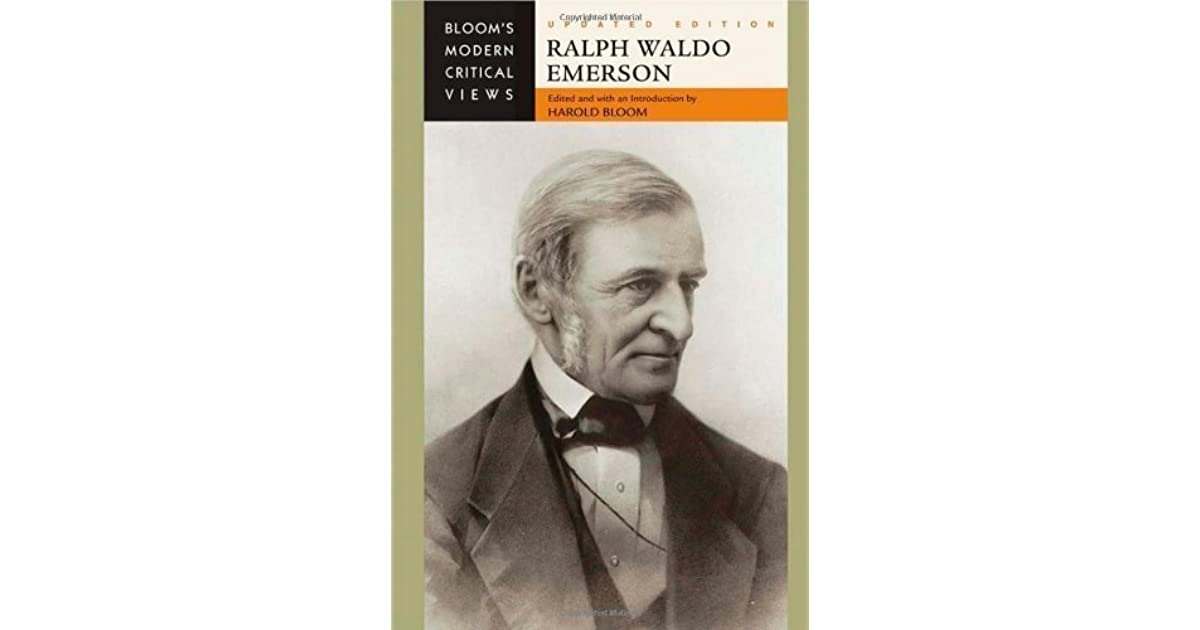 ralph waldo emersons essays Ralph waldo emerson books essay ii self-reliance i read the other day some verses written by an eminent painter which were original and not conventional.