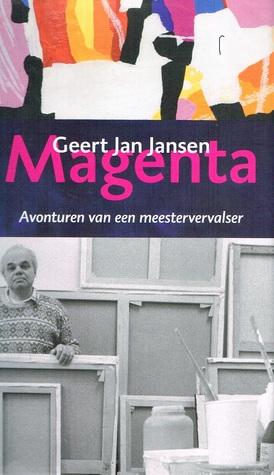 Magenta by Geert Jan Jansen