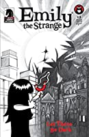 Emily the Strange #3: The Dark Issue (Emily The Strange Vol. 1)