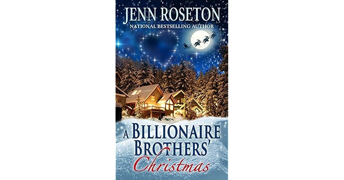 A Billionaire Brothers Christmas By Jenn Roseton