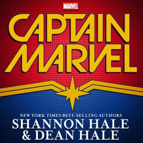 captain marvel ya novel