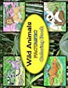 Wild Animals: Factastic Coloring Book