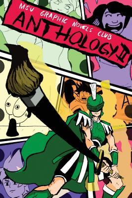 Msu Graphic Novels Club Anthology 2