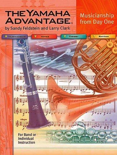PT-YBM211-24 - The Yamaha Advantage - Trumpet - Book 2 Sandy Feldstein