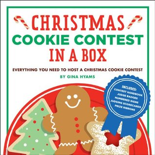 Christmas Cookie Challenge 2021 Judges Christmas Cookie Contest In A Box Everything You Need To Host A Christmas Cookie Contest By Gina Hyams