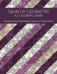 Gems of Geometry: A Coloring Book