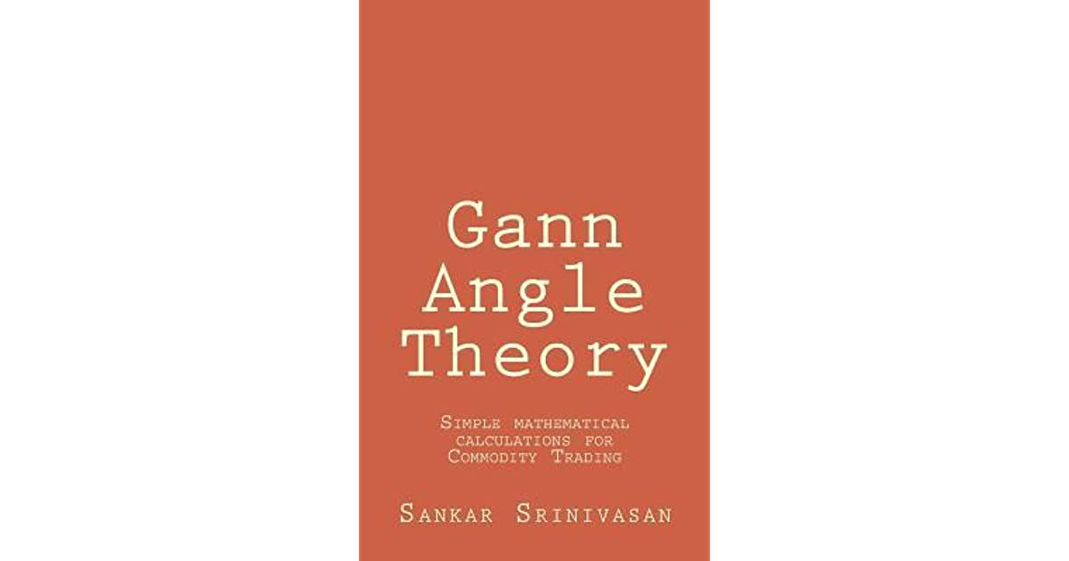 Gann Angle Theory: Simple Mathematical Calculations for Commodity