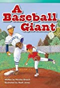 A Baseball Giant (Library Bound)