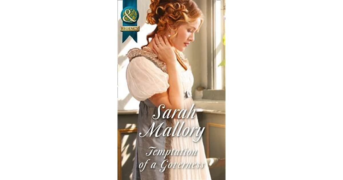 more than a governess mallory sarah