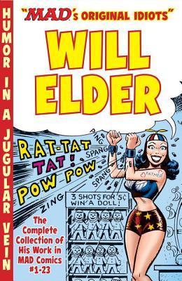 Will Elder  Brand new /& unread Mad/'s Original Idiots