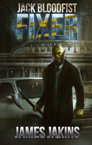 Fixer by James Jakins