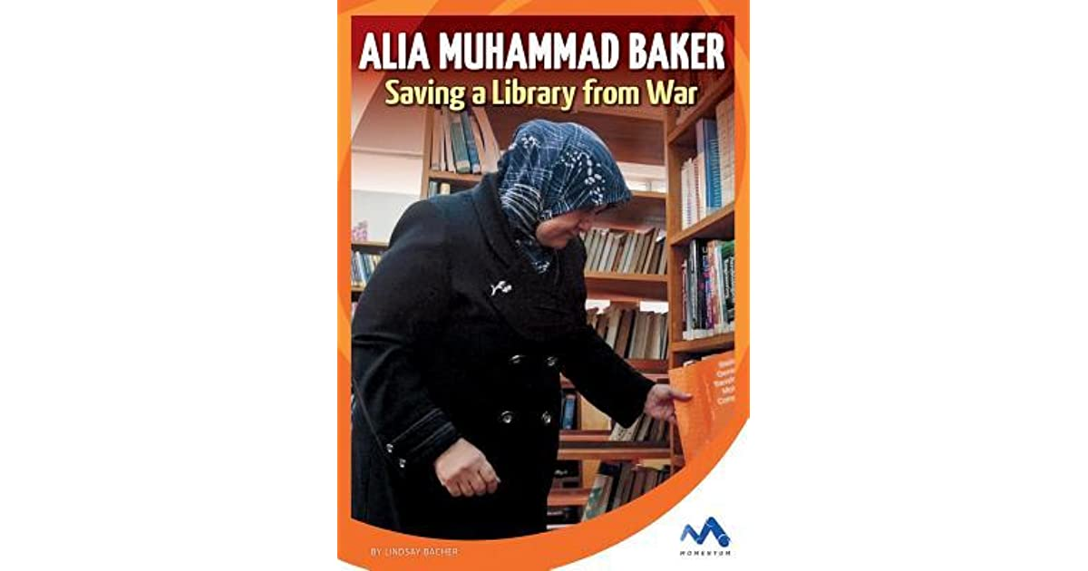 alia muhammad baker biography books