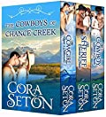 The Cowboys of Chance Creek: Books 4-6