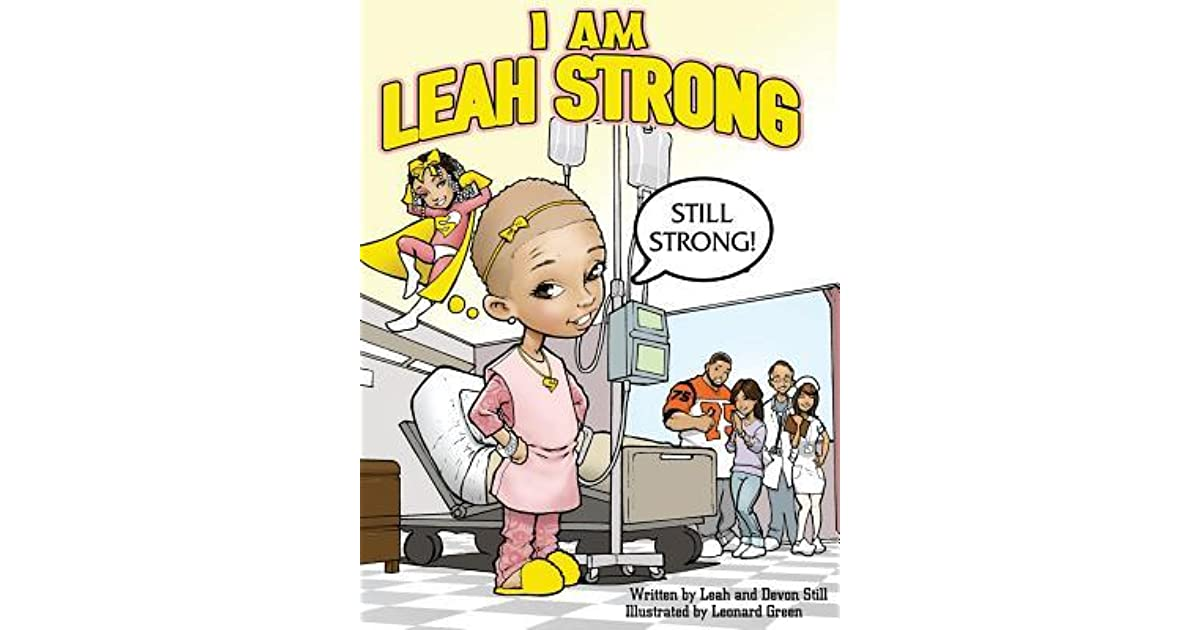 1f5120ee I Am Leah Strong by Leah Still
